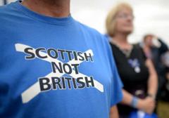 Szkocja: Rośnie poparcie dla niepodległości