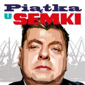 """""""Piątka u Semki"""" - wywiad-rzeka z Piotrem Semką"""