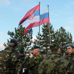 Serbia rozwija współpracę wojskową z Rosją