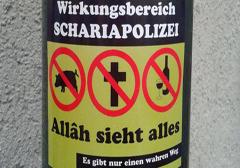 sharia-polizei