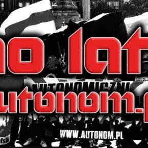 10 lat portalu Autonom.pl!