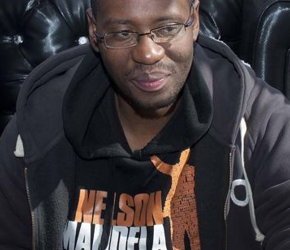 """""""W RPA trwa rasowa wojna"""" - lider młodzieżówki ANC"""