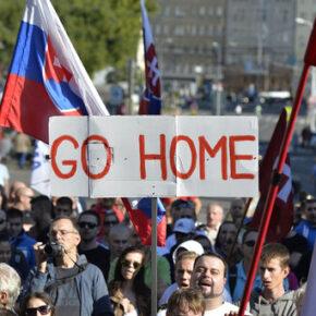 Polityką imigracyjną Słowacji zarządza człowiek Sorosa