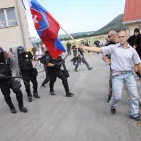 Słowacja: Represje wobec nacjonalistów