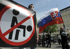 Słowacy odporni na żądania środowisk homoseksualnych