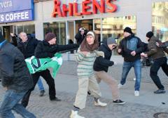 Szwecja: Sąd skazał członków Szwedzkiego Ruchu Oporu