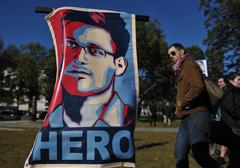 Norwescy posłowie zgłosili Snowdena do Nagrody Nobla