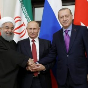Soczi będzie miejscem syryjskiego dialogu narodowego