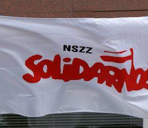 """""""Solidarność"""" nie ustąpi w sprawie handlu w niedzielę"""