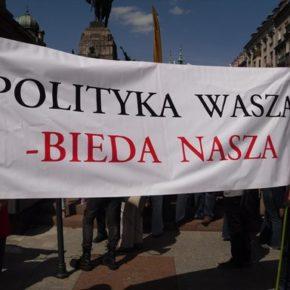 """""""Solidarność"""" oskarża rząd o dążenie do konfliktu"""