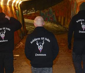 Żołnierze Odyna rozpoczęli działalność w kilku krajach