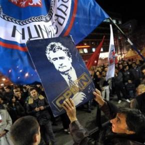 Serbski bohater skazany na czterdzieści lat więzienia