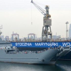 Polska Grupa Zbrojeniowa kupi stocznię w Gdyni