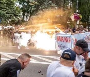 Białystok w obronie tradycyjnej rodziny - relacja Autonomicznych Nacjonalistów
