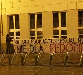 Białystok: Nacjonaliści przeciw pedofilom