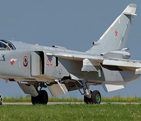 Turcja zestrzeliła rosyjski samolot