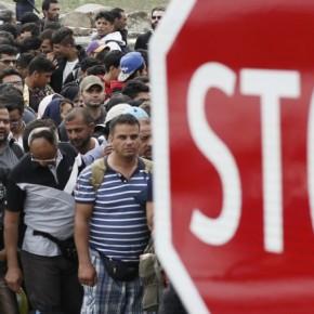 Akt oskarżenia przeciwko przemytnikom imigrantów przez Polskę