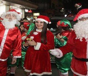 Syria świętuje Boże Narodzenie