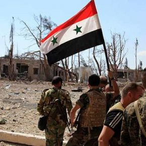 Syryjska armia przeciwko Turkom