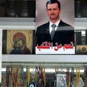 Syryjski prezydent złożył życzenia chrześcijanom