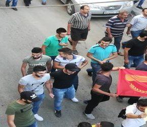 Chrześcijanie przeciwko polityce Kurdów