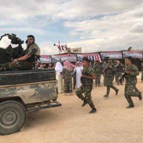 Syryjskie plemiona zapowiadają walkę z obcymi siłami