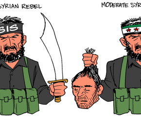 """Szariacki przywódca ofiarą porachunków pomiędzy syryjskimi """"rebeliantami"""""""