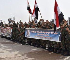 Syria świętowała rewolucję z 1963 roku