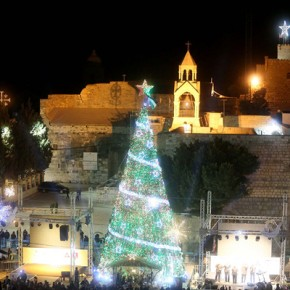 Obchody Bożego Narodzenia w Syrii