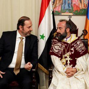 Syria świętowała Wielkanoc