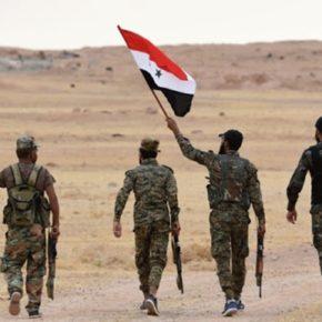 Syryjska armia stale posuwa się naprzód