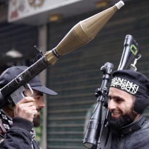 """Syria: """"Umiarkowana opozycja"""" połączyła się z dżihadystami"""
