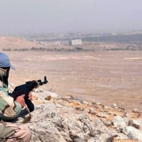 Syryjskie wojsko odbiło miejscowość niedaleko stolicy