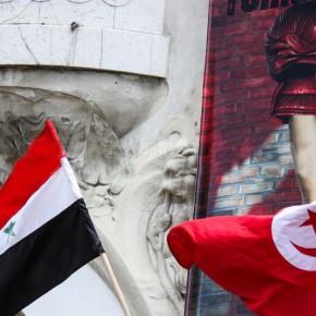 Tunezja odbudowuje relacje z Syrią i krytykuje napływ terrorystów z Turcji