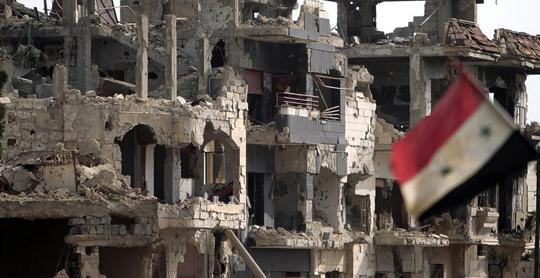 Dramat Aleppo nie zaczął się wczoraj