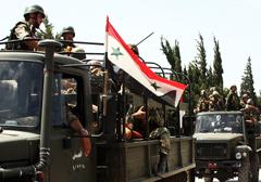 Zachód jawnie ingeruje w wewnętrzne sprawy Syrii