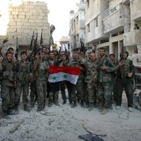 """Syryjska armia zadała ciężkie straty Państwu Islamskiemu i """"rebeliantom"""""""