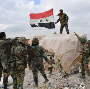 Syryjska armia odbija kolejny tereny w Idlib