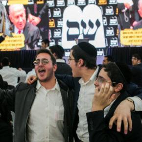 Rabin oferuje niebo za koalicję z Netanjahu