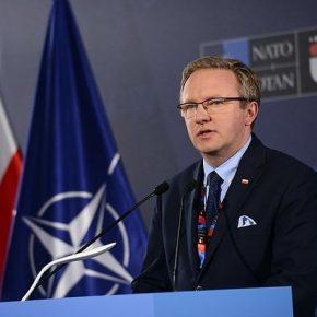 Prezydencki minister żebrał o obecność amerykańskich wojsk