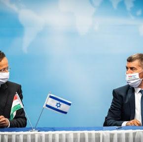 Węgry będą bronić Izraela