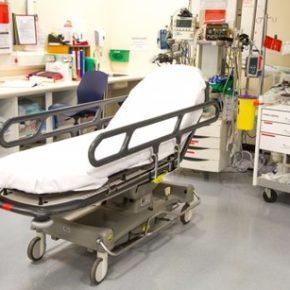 Szpitalowi zakaźnemu brakuje sprzętu