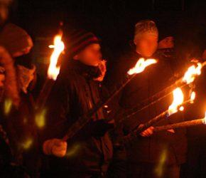 Warszawa: Nacjonaliści oddali hołd Żołnierzom Wyklętym
