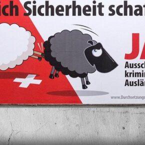 Większość przestępców w Szwajcarii to cudzoziemcy