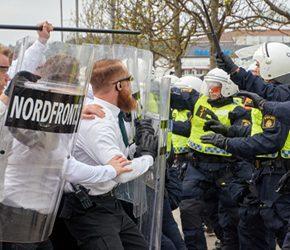 Szwecja: Polscy aktywiści na nacjonalistycznym 1 Maja w Goteborgu