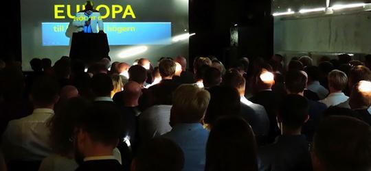 """Szwecja: Międzynarodowa konferencja """"Idea Tożsamościowa"""" - relacja"""