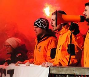 Szwecja: Polacy wsparli akcję szwedzkich nacjonalistów