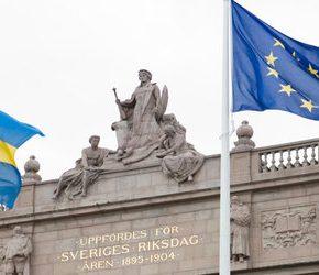 Coraz więcej Szwedów za referendum o przynależności do UE