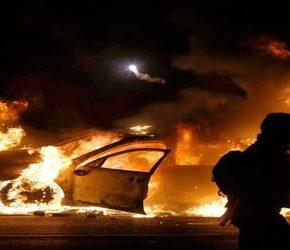 Szwecja: Duże zamieszki w dzielnicy imigrantów