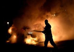 Eskalacja imigranckich zamieszek w Szwecji